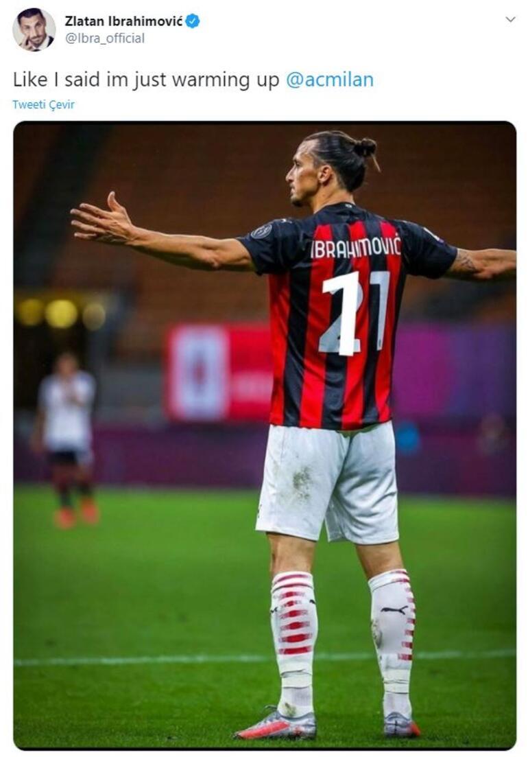 Son Dakika Transfer Haberi   Zlatan Ibrahimovic Milan ile yeniden anlaştı