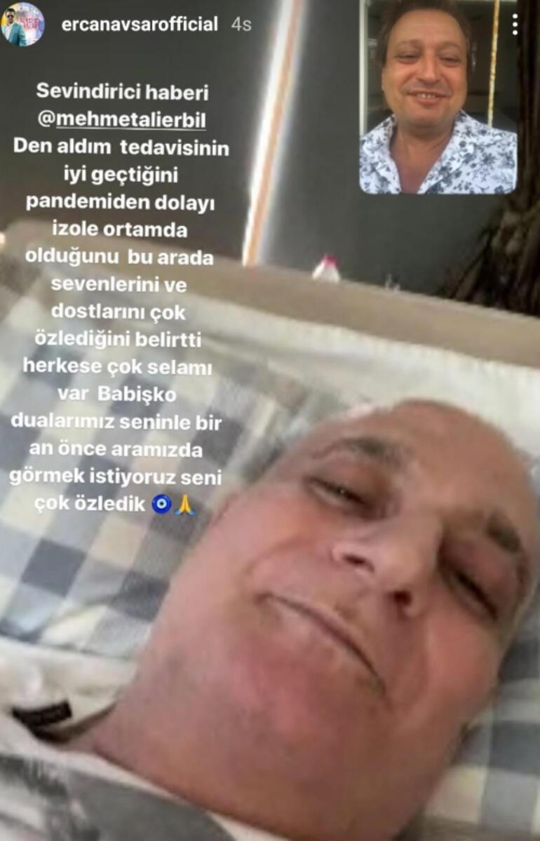 Mehmet Ali Erbilden haber var