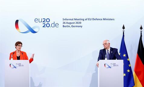 Mikrofon açık kaldı, Alman bakanın Türkiye sözleri ifşa oldu