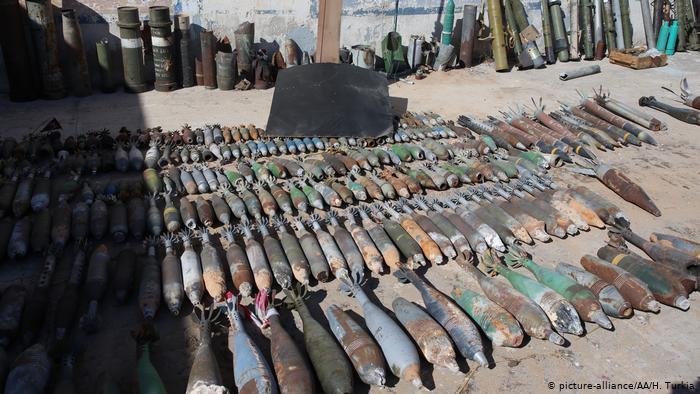 Libya'daki taraflara dış güçler silah gönderiyor