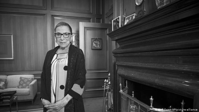 Yüksek Mahkeme Yargıcı Ruth Bader Ginsburg