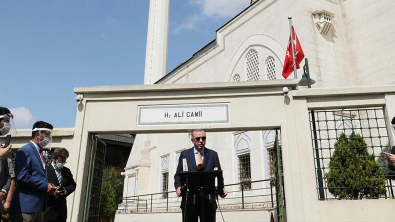 Son dakika haberler... Cumhurbaşkanı Erdoğandan flaş tedbir mesajı