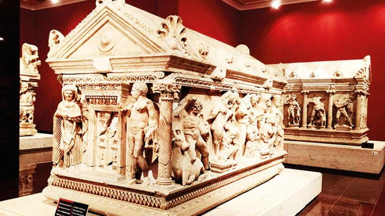 Son dakika haberi: Herkül'ün müzesinde eserler kayıp Soruşturma başlatıldı
