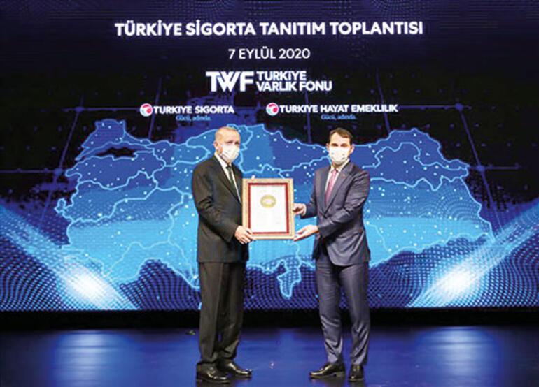 Türkiye'nin tüm risklerine talibiz