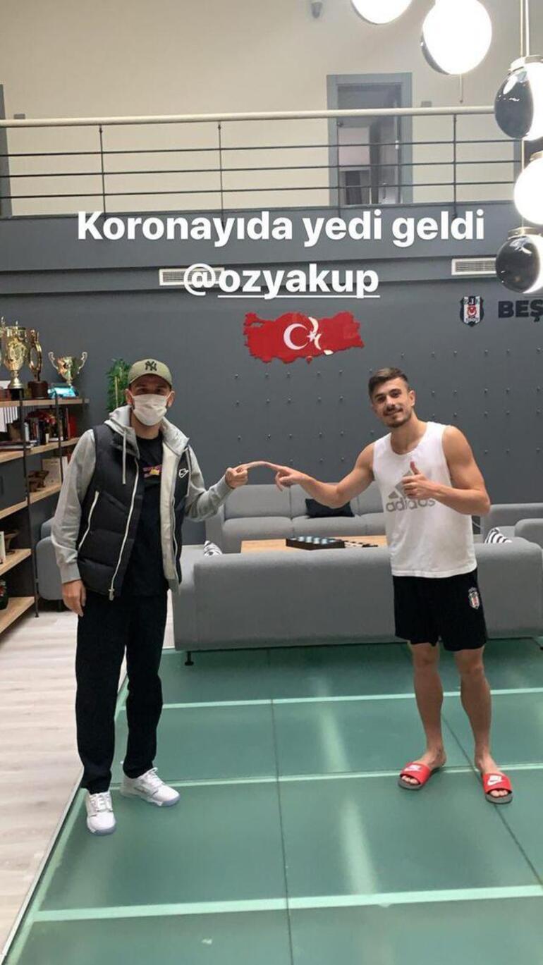Son Dakika | Beşiktaşta Fenerbahçe maçı öncesi müjdeli haber