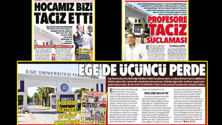 Son dakika... Öğrenciler Ege Diş'teki taciz iddialarını savcılığa taşıdı: Okuldan ümidi kestik