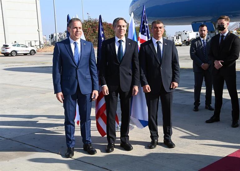 ABD Dışişleri Bakanı Blinken Orta Doğuda... 4 ülkede temaslarda bulunacak