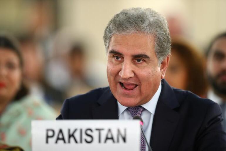 CNN yayınında Filistin kavgası... Pakistanlı bakan: Dengeyi siz sağlayın