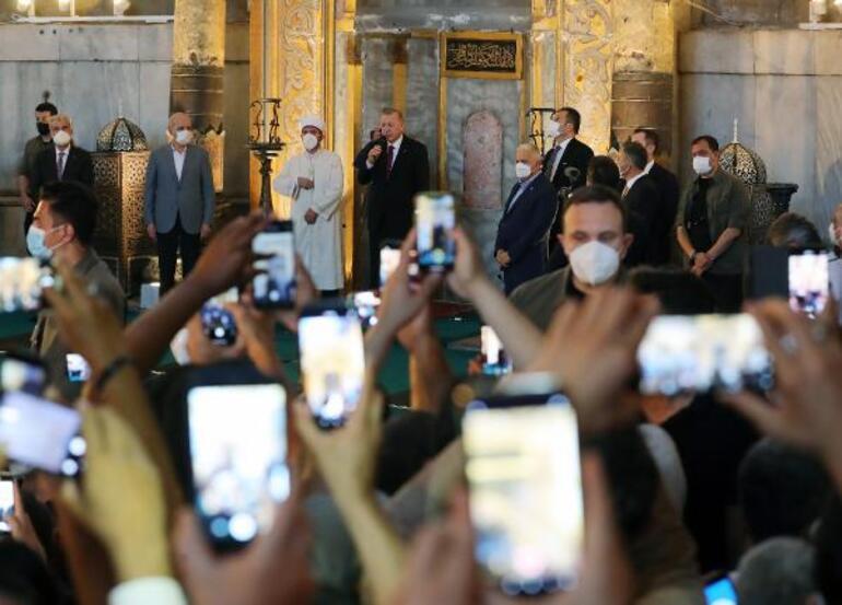 Son dakika... Cumhurbaşkanı Erdoğan: KKTCde bir müjdem olacak